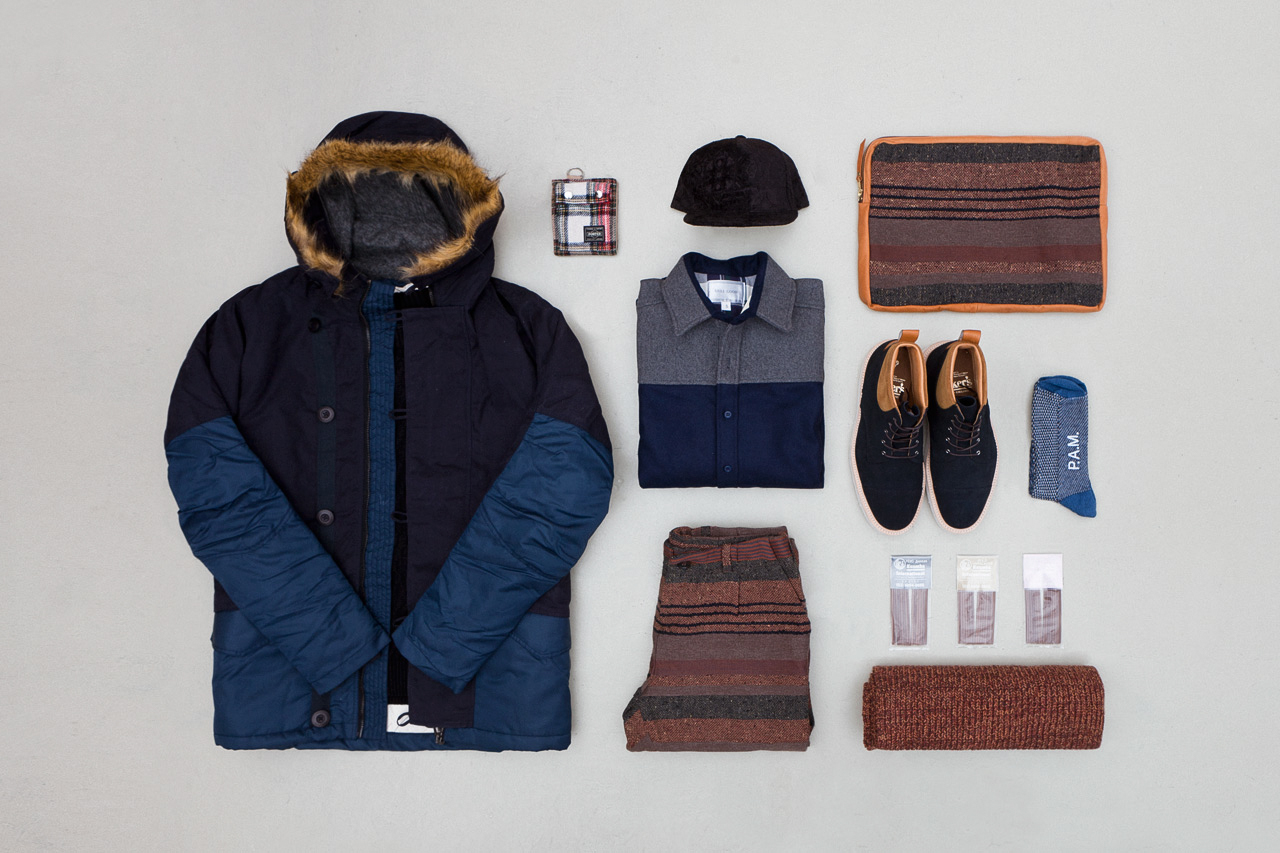 Image of 12 Days of Essentials - Day 4: Winter Garb