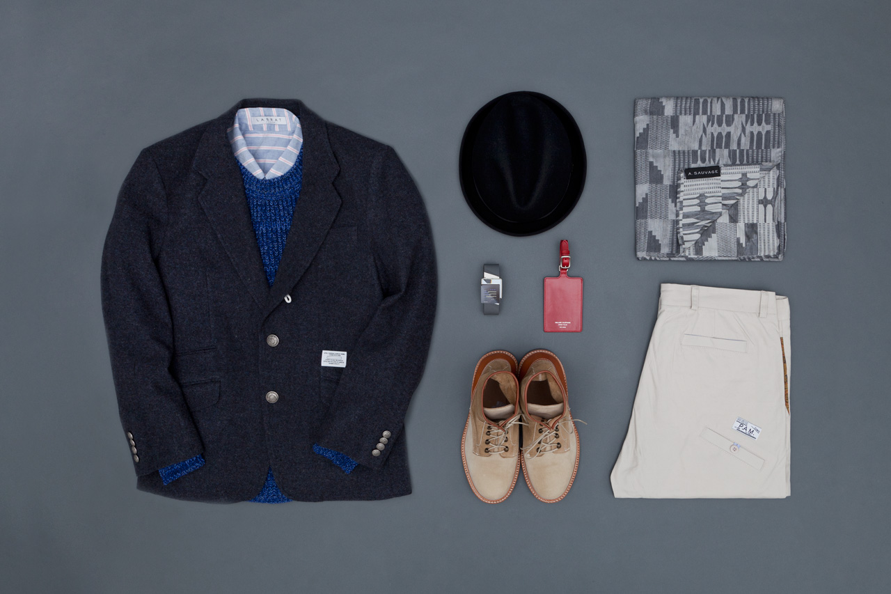 Image of 12 Days of Essentials - Day 8: Sartorial