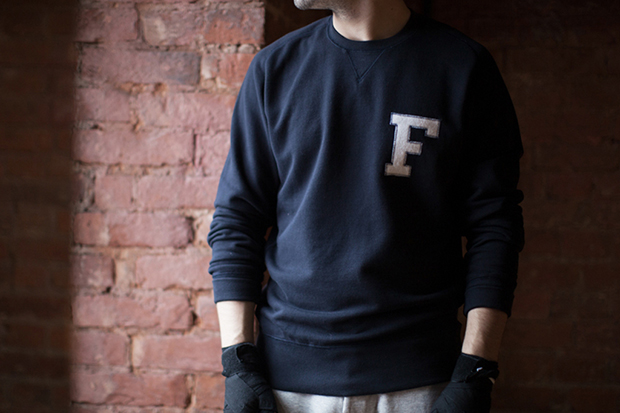 Image of FOTT x Universal Works 2012 Fall/Winter Capsule Collection
