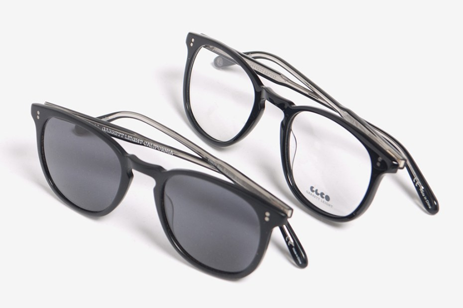 Image of Garrett Leight 2012 Holiday Eyewear