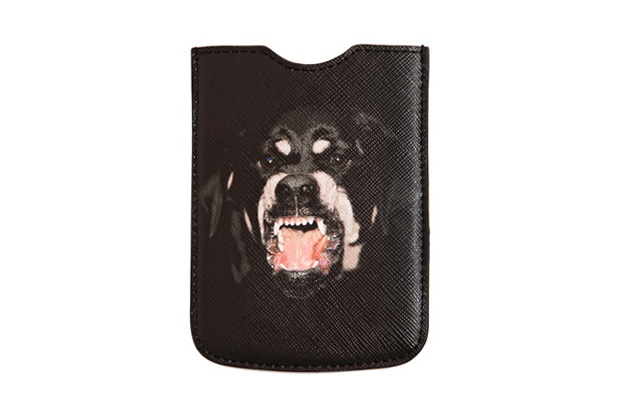 Image of Givenchy Rottweiler PVC iPhone Case