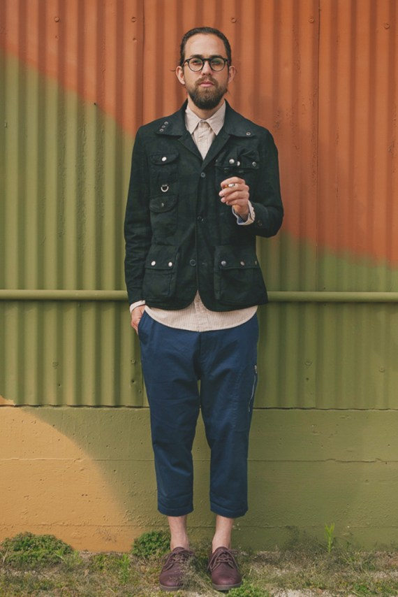 "Image of GPPR 2012 Holiday ""Handsome Devils"" Lookbook"