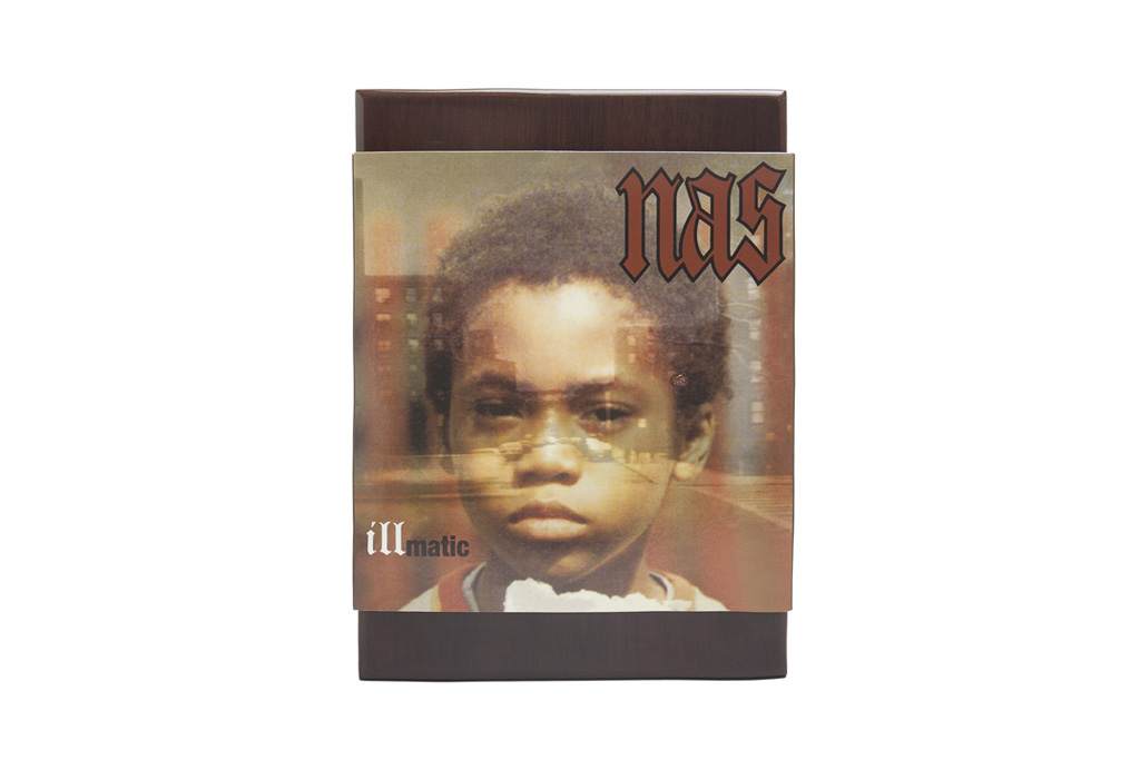 Image of Hall of Fame and Get On Down Celebrate the Anniversary of Nas' 'Illmatic' Gold Edition
