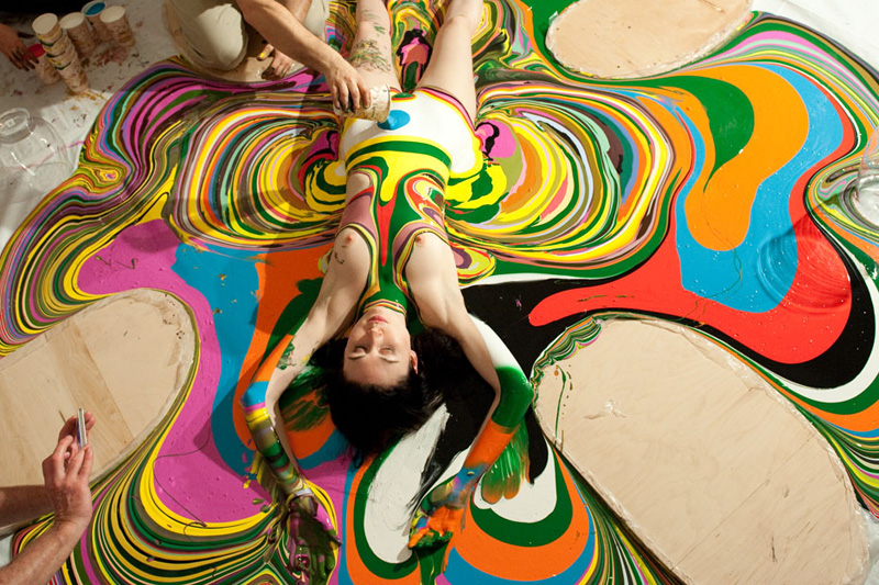 Image of Holton Rower's Performance @ Fresh Basel