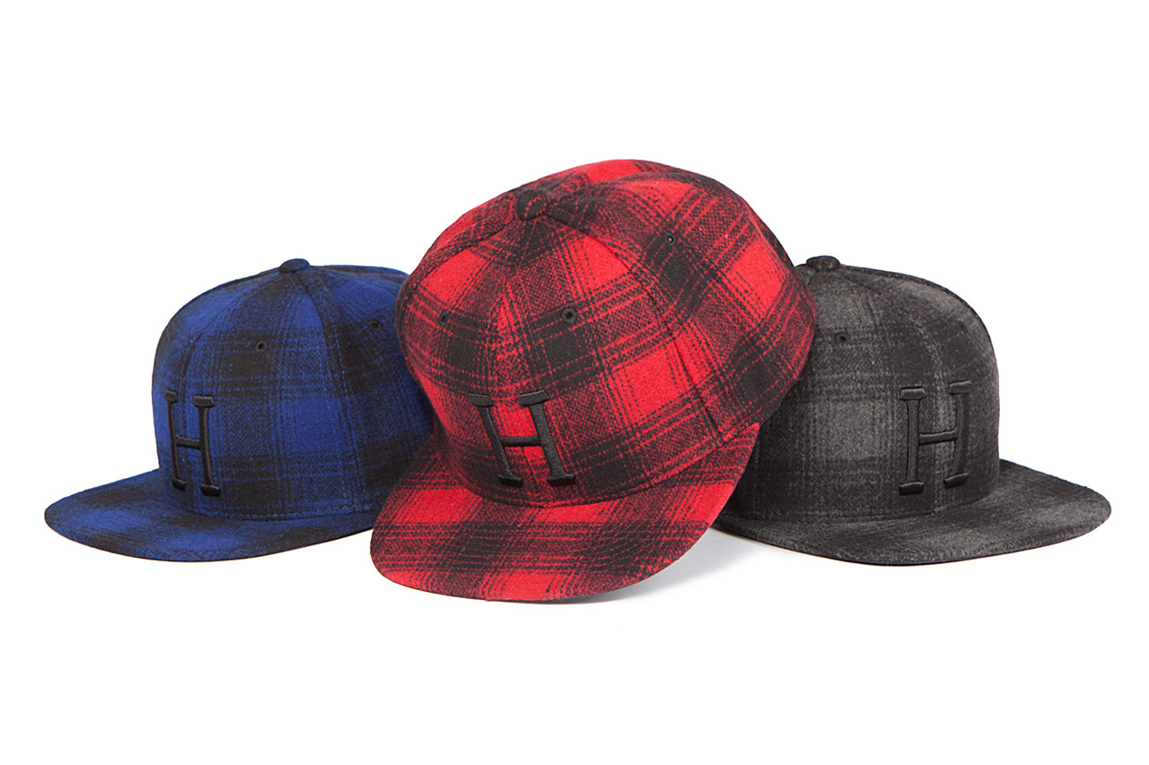 Image of HUF 2012 Fall/Winter December New Headwear Releases