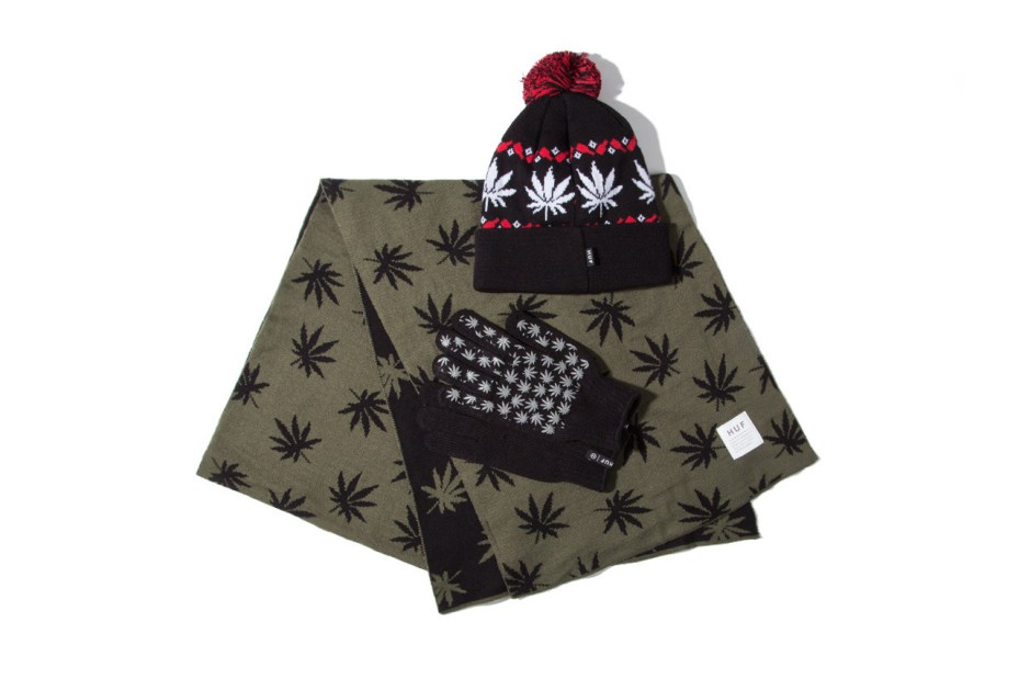 Image of HUF 2012 Fall/Winter December New Releases