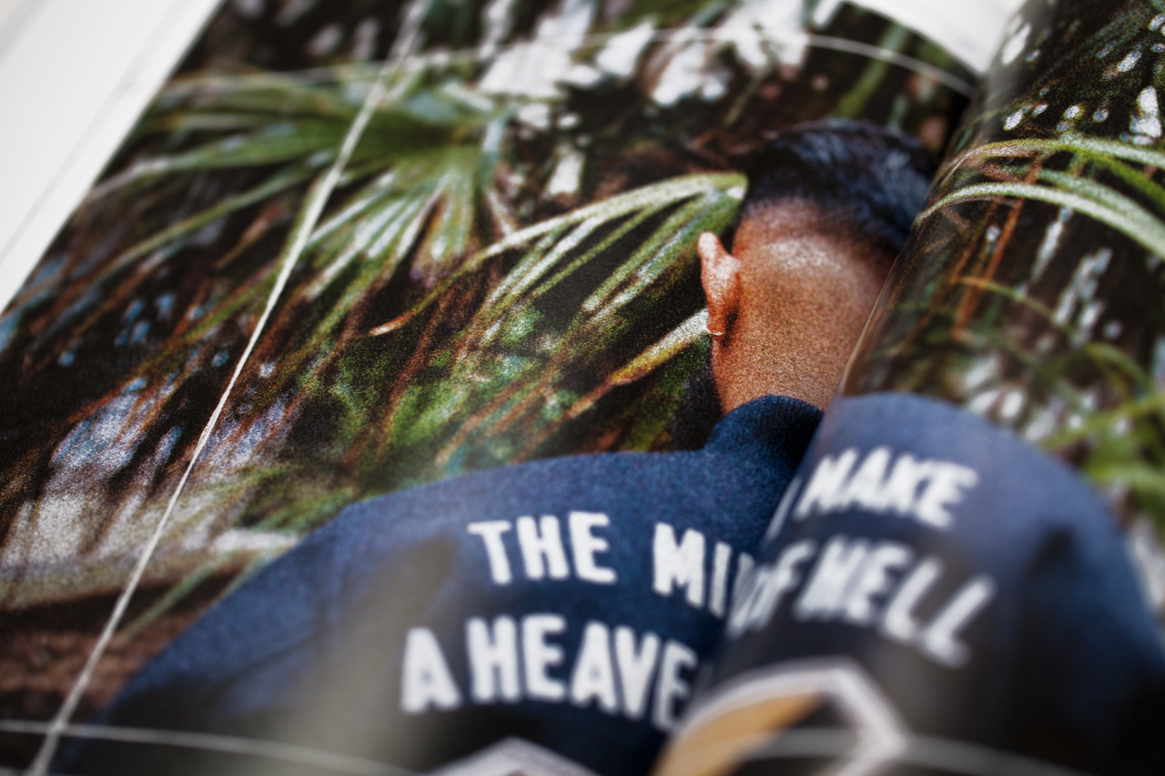 Image of  HYPEBEAST Magazine Issue 3: The Impressions Issue