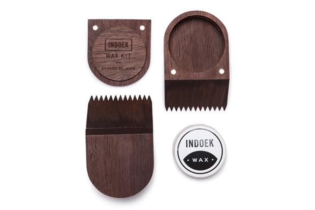 Image of Indoek Nogal Wax Kit