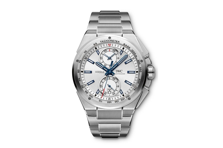Image of IWC Ingenieur Chronograph Racer and Silberpfeil Watches
