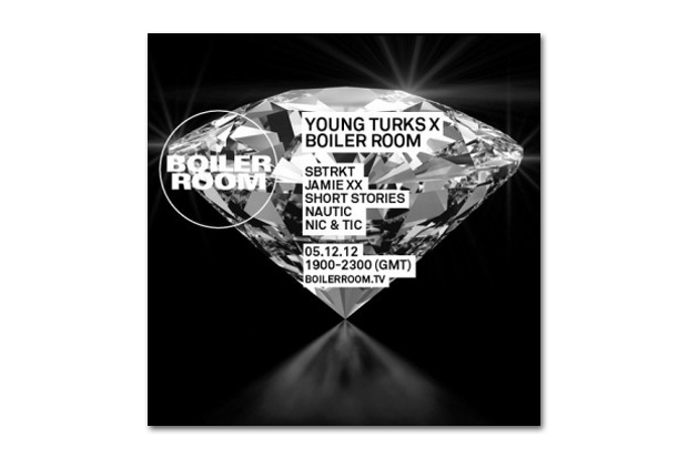 Image of Jamie xx – Boiler Room Mix