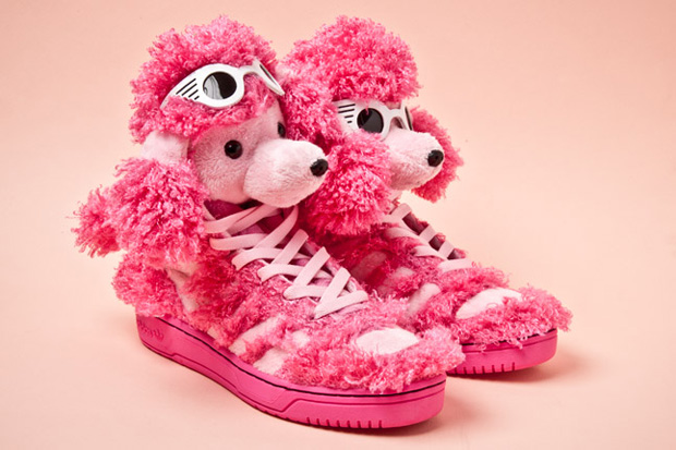 Image of adidas Originals by Jeremy Scott JS Poodle