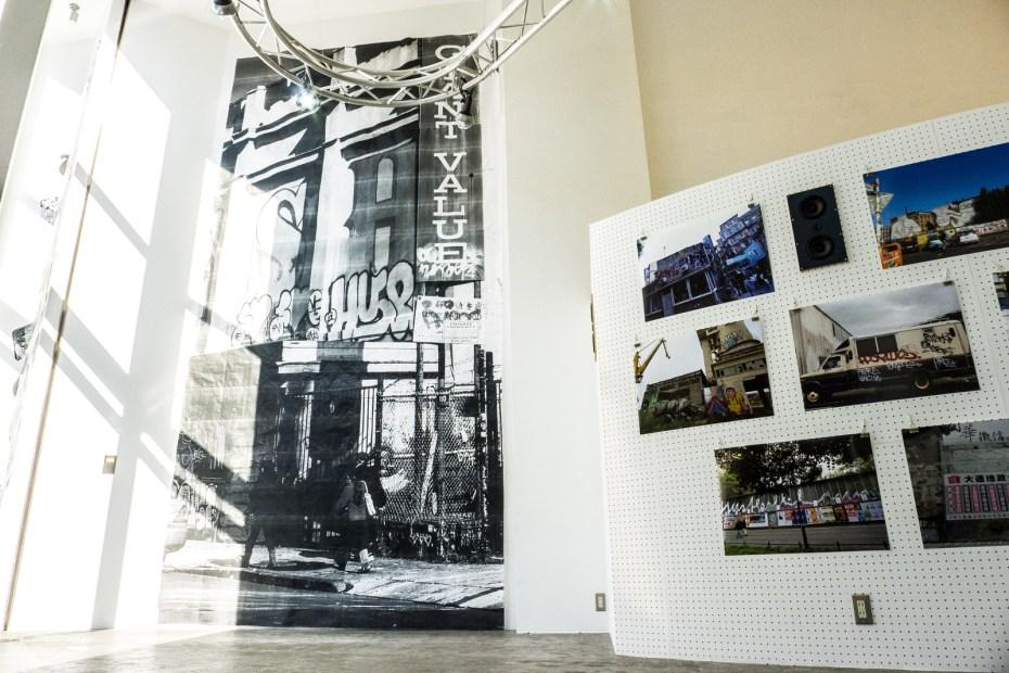Image of Jetlag Urban Art World Tour Photo Exhibition @ Stussy Osaka Minami Recap