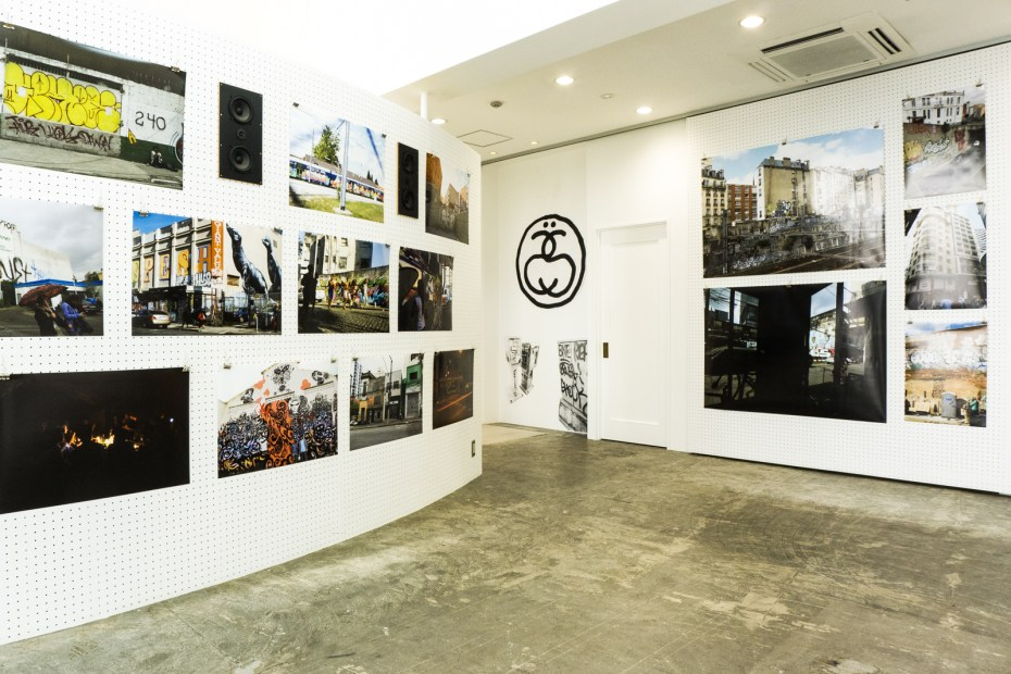 Image of Jetlag Urban Art World Tour Photo Exhibition @ Stussy Osaka Minami Recap