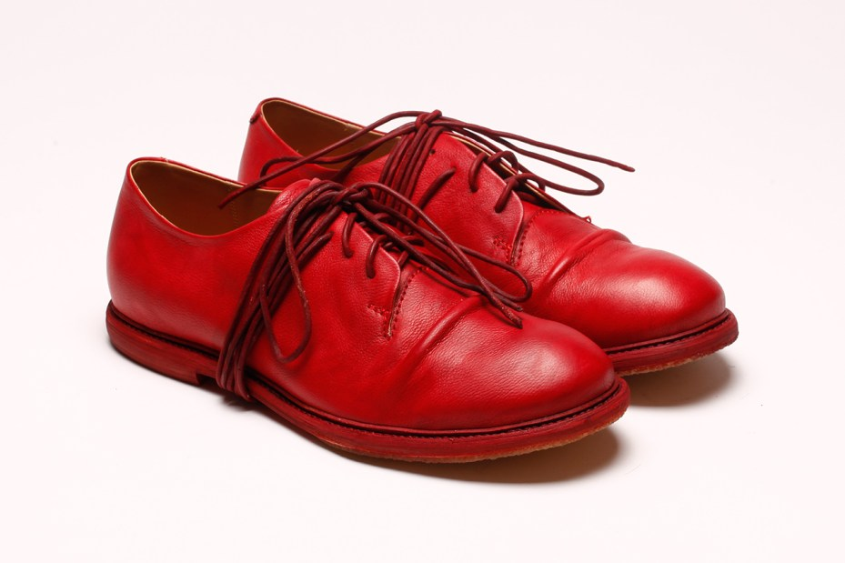 Image of Kinkle Workshop 2013 Spring/Summer Red Derby