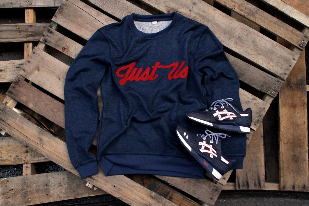 "Image of Kith NYC x BWGH ""Paris"" Crewneck for ""New York VS Paris"" 2012 Collection"