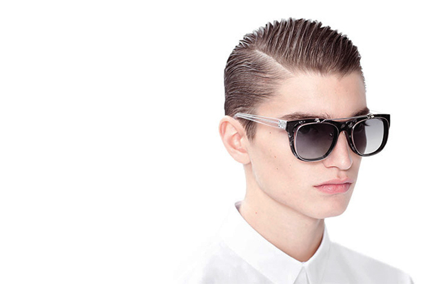 Image of Kris Van Assche 2013 Spring/Summer Eyewear Campaign