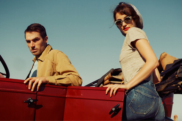 Image of Levi's Vintage Clothing 2013 Spring/Summer Lookbook