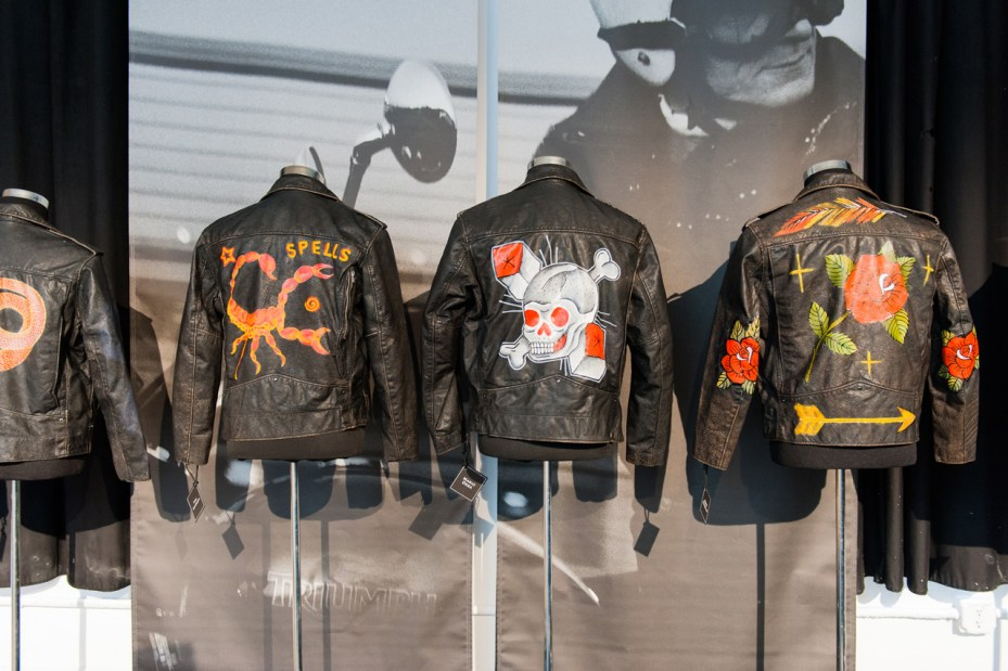 "Image of Levi's Vintage Clothing ""The Biker with Oil and Leather & The Bikeriders"" Recap"