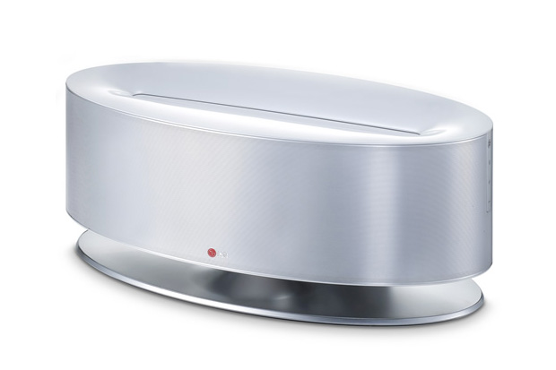 Image of LG Wireless Dual Docking Speaker
