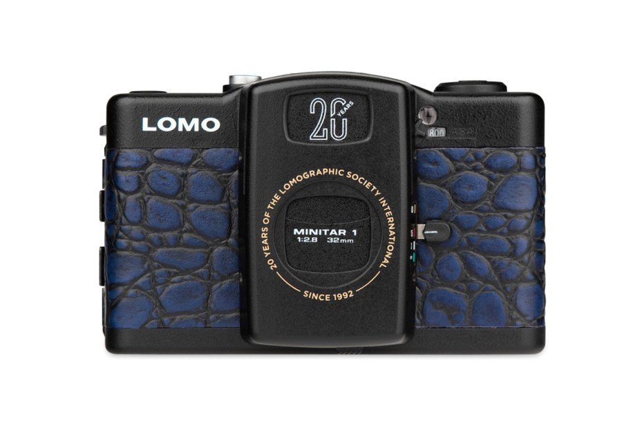 Image of Lomography LC-A+ 20th Anniversary Edition