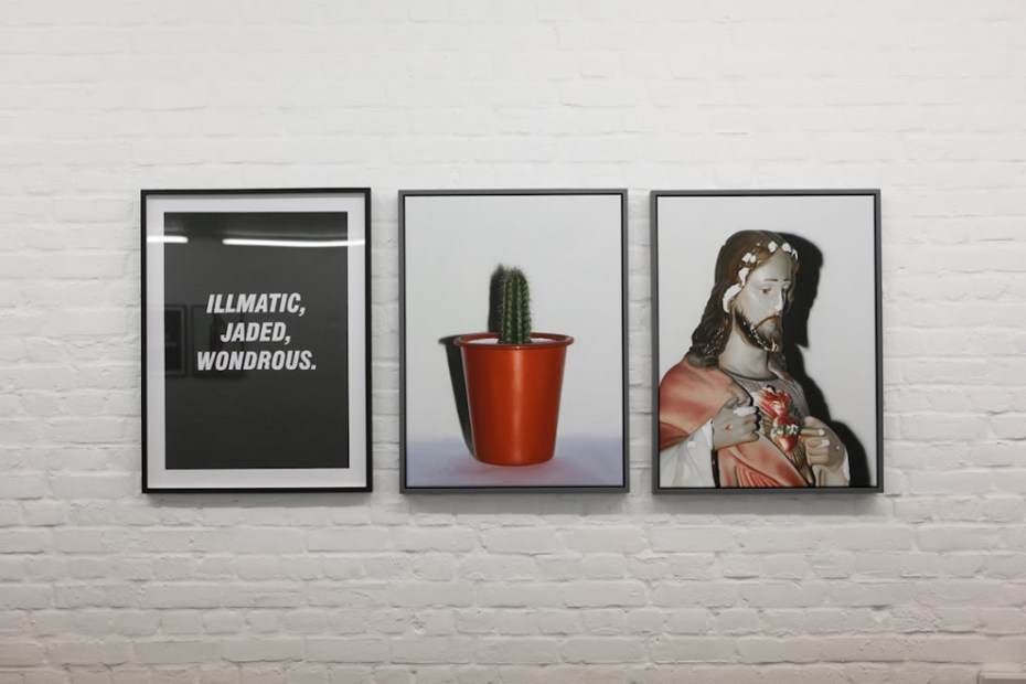 Image of Lucas Price T.E.A.M Atlas Exhibition @ Rove Gallery Recap