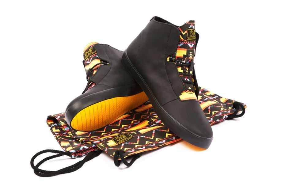 "Image of Lupe Fiasco x Vans OTW Stovepipe ""Native Tongues"""