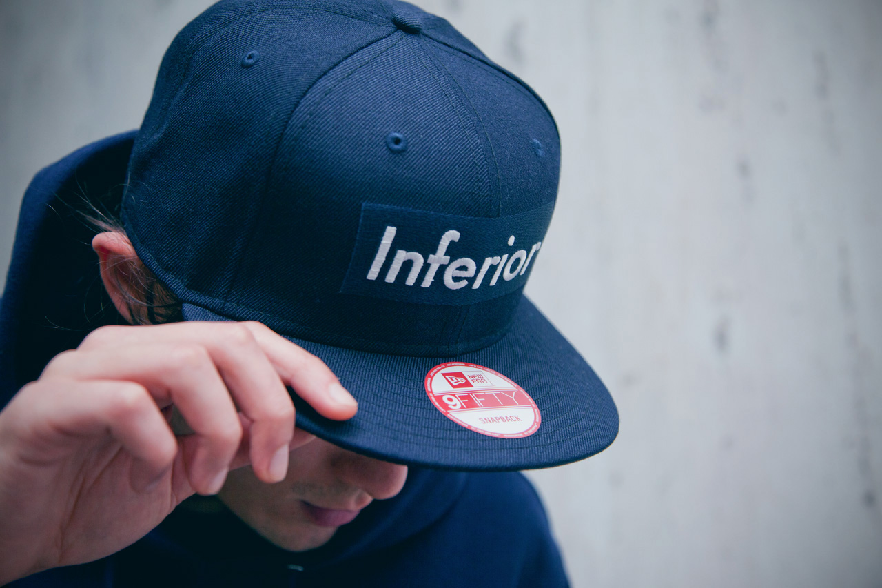 Image of Mark McNairy for Heather Grey Wall 2012 INFERIOR Collection