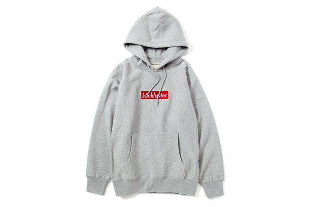"Image of Mark McNairy for Heather Grey Wall 2013 New Year ""Lackluster"" Hoodie"