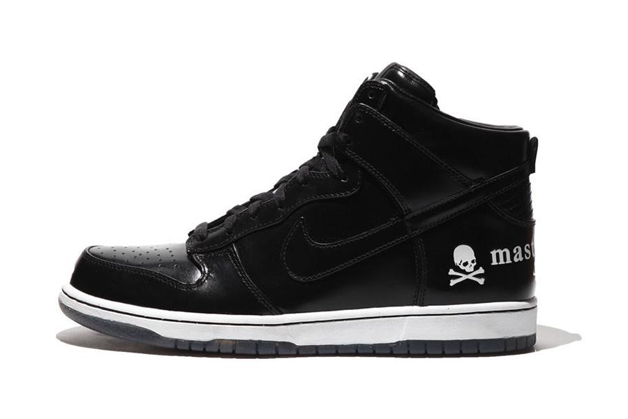 Image of mastermind JAPAN x Nike 2012 Dunk Hi Premium Collection