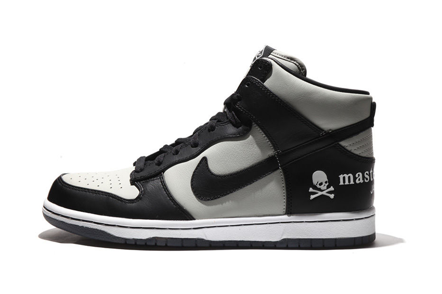 Image of mastermind JAPAN x Nike 2012 Dunk Hi Premium Collection