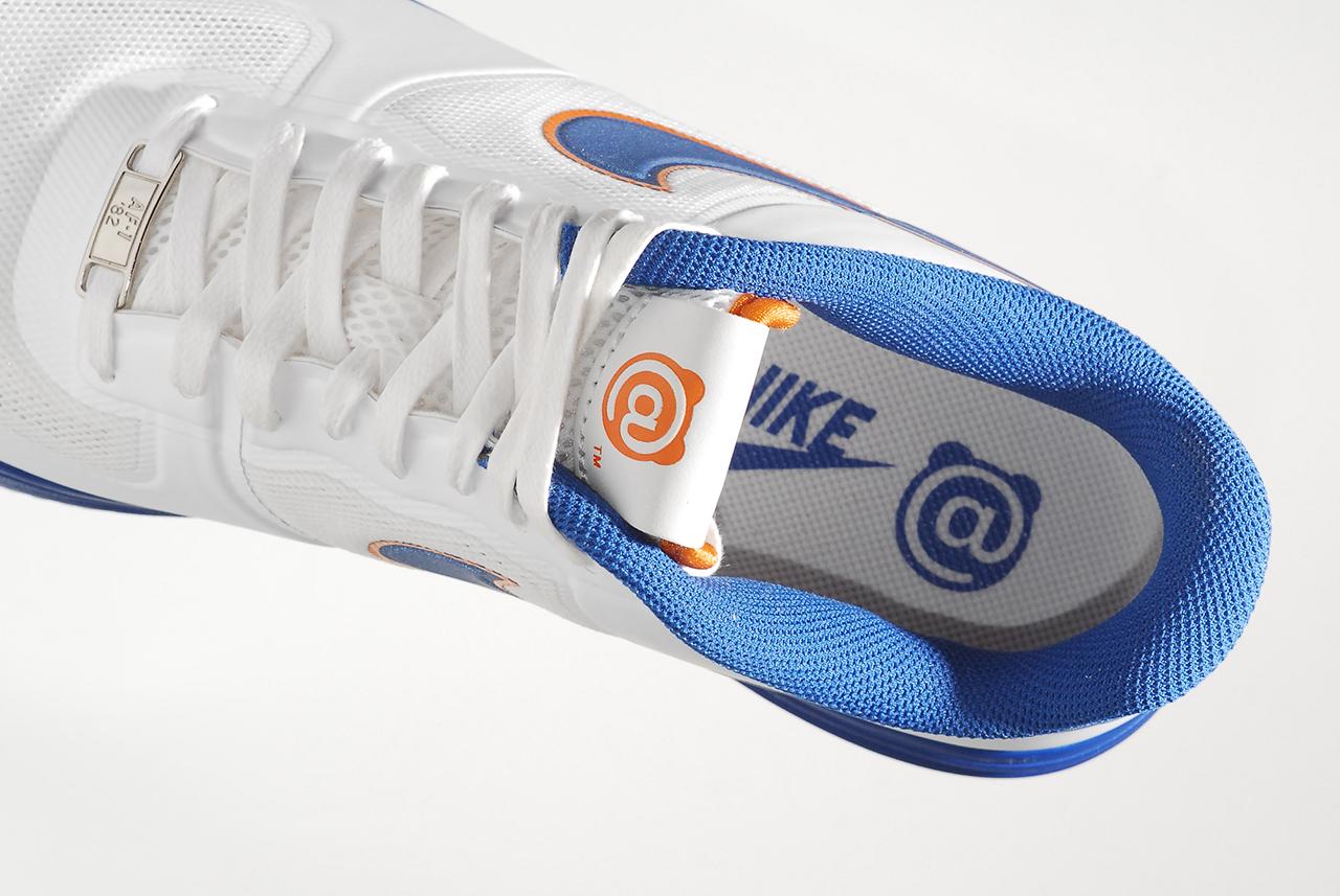 "Image of Medicom Toy x Nike Lunar Force 1 ""Bearbrick"""