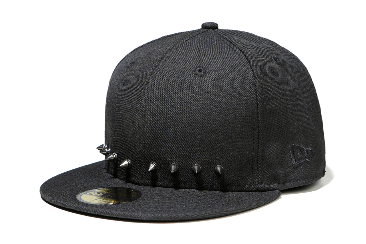 Image of MUSIUM DIV. x New Era Studded Cap Collection