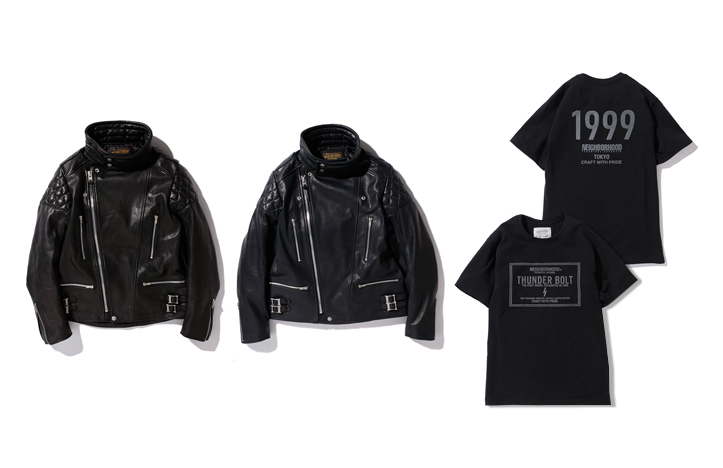 "Image of NEIGHBORHOOD 2013 Spring/Summer ""Thunderbolt"" Collection"