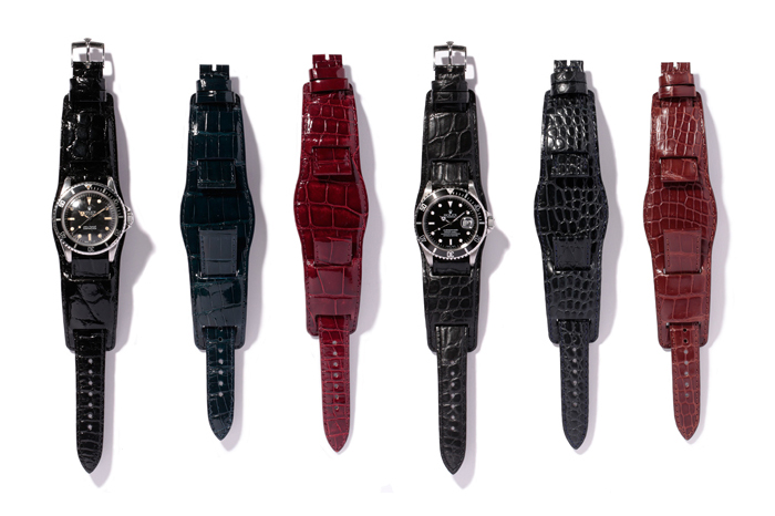 Image of NEIGHBORHOOD x Porter 2013 Spring Leather Watch Straps