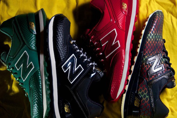 "Image of New Balance 2013 ML574 ""Year of the Snake"" Collection"
