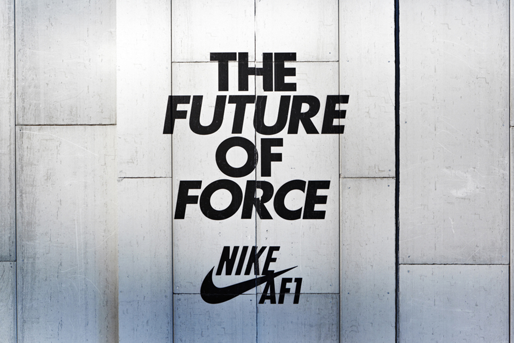 "Image of Nike Air Force 1 XXX ""Pivot Point"" New York"