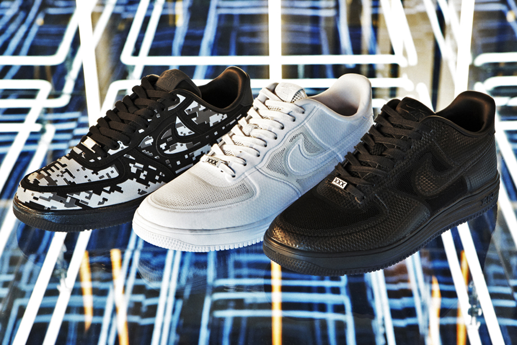 """Image of Nike Air Force 1 XXX """"Pivot Point"""" New York"""
