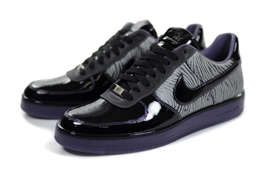 Image of Nike Air Force 1 Downtown Zebra
