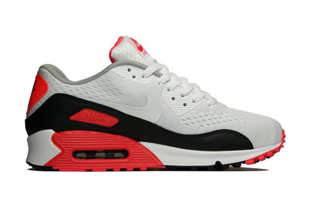"Image of Nike Air Max 90 Premium EM ""Infrared"""