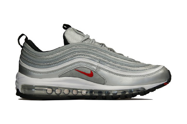 "Image of Nike Air Max 97 ""Silver Bullet"""
