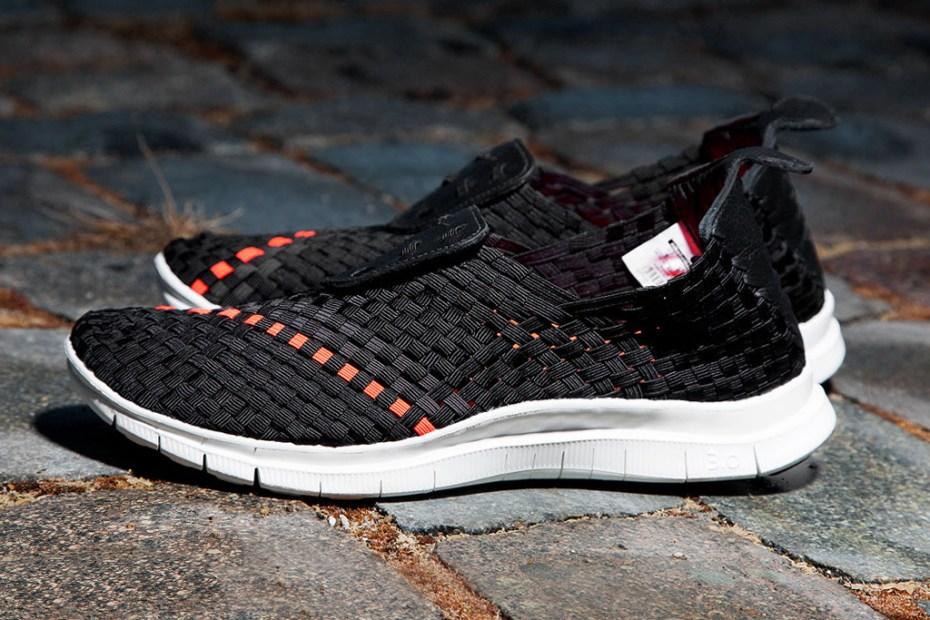 Image of Nike Sportswear 2013 Spring/Summer Free Woven Black/Sail