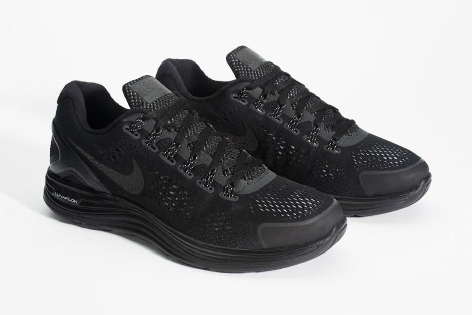 Image of Nike LunarGlide+ 4 Shield NRG