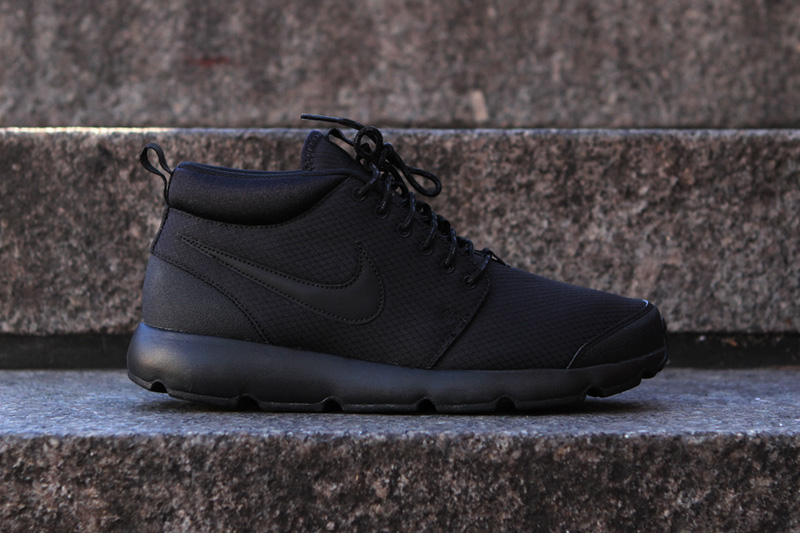"Image of Nike Roshe Run Trail ""Blackout"""