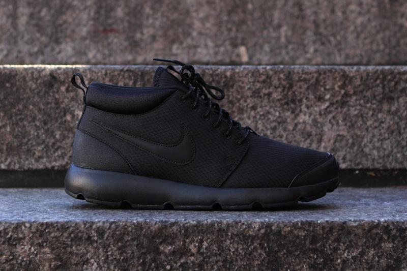 "Image of Nike Roshe Run Trail ""Blackout"""