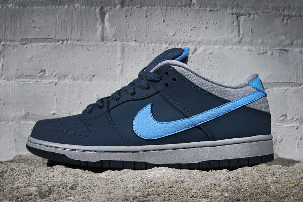 "Image of Nike SB Dunk Low ""Squadron Blue"""