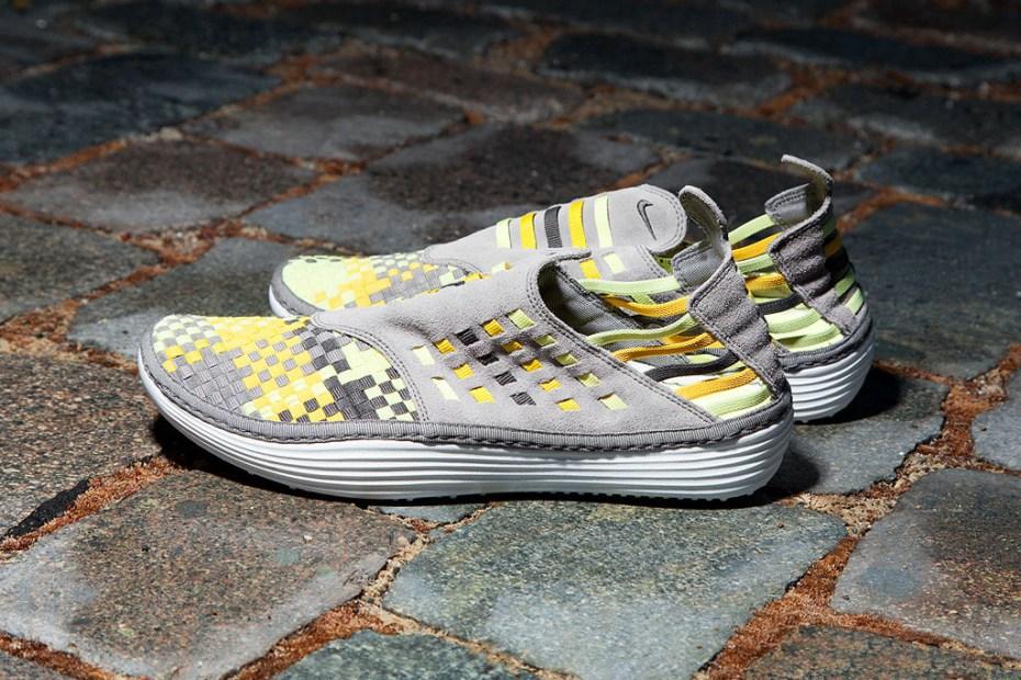Image of Nike Solarsoft Rache Woven