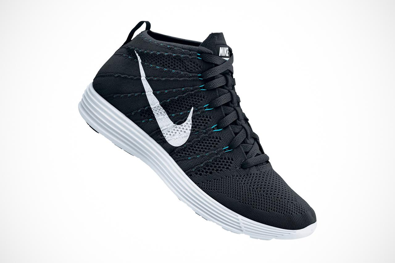 """Image of Nike Sportswear Lunar Chukka Flyknit """"Neo Turq"""""""