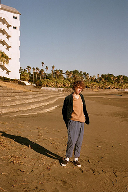 "Image of nonnative 2013 Spring/Summer ""The Coast"" Lookbook"