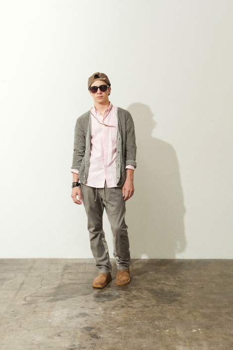 Image of nonnative 2013 Spring/Summer Lookbook