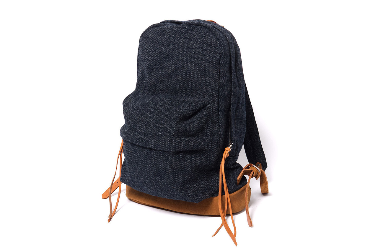 Image of nonnative Dweller Melton Wool Daypack